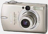 PowerShot SD550