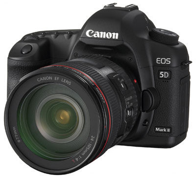 CANON-EOS 5D MARK II