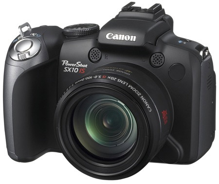 CANON-POWERSHOT SX10 IS
