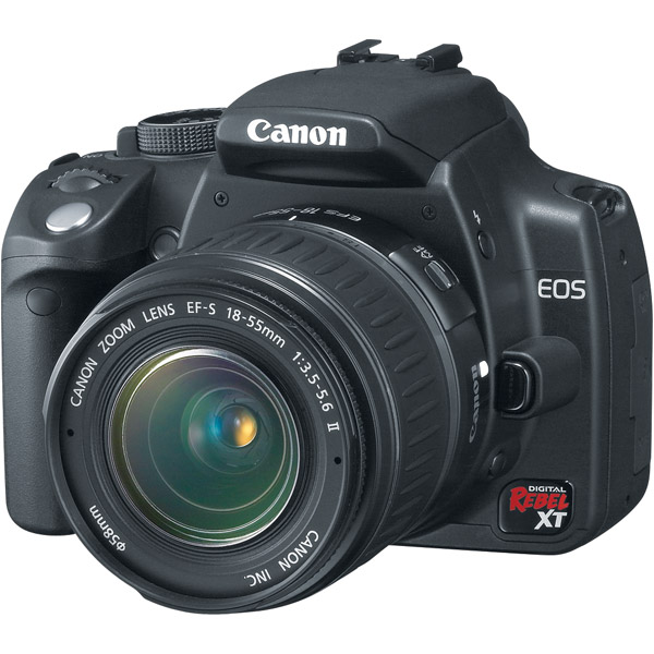 CANON-EOS DIGITAL REBEL XT